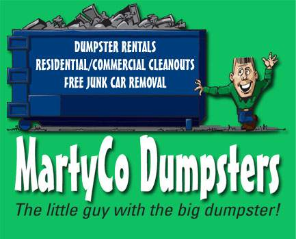 MartyCo Dumpsters